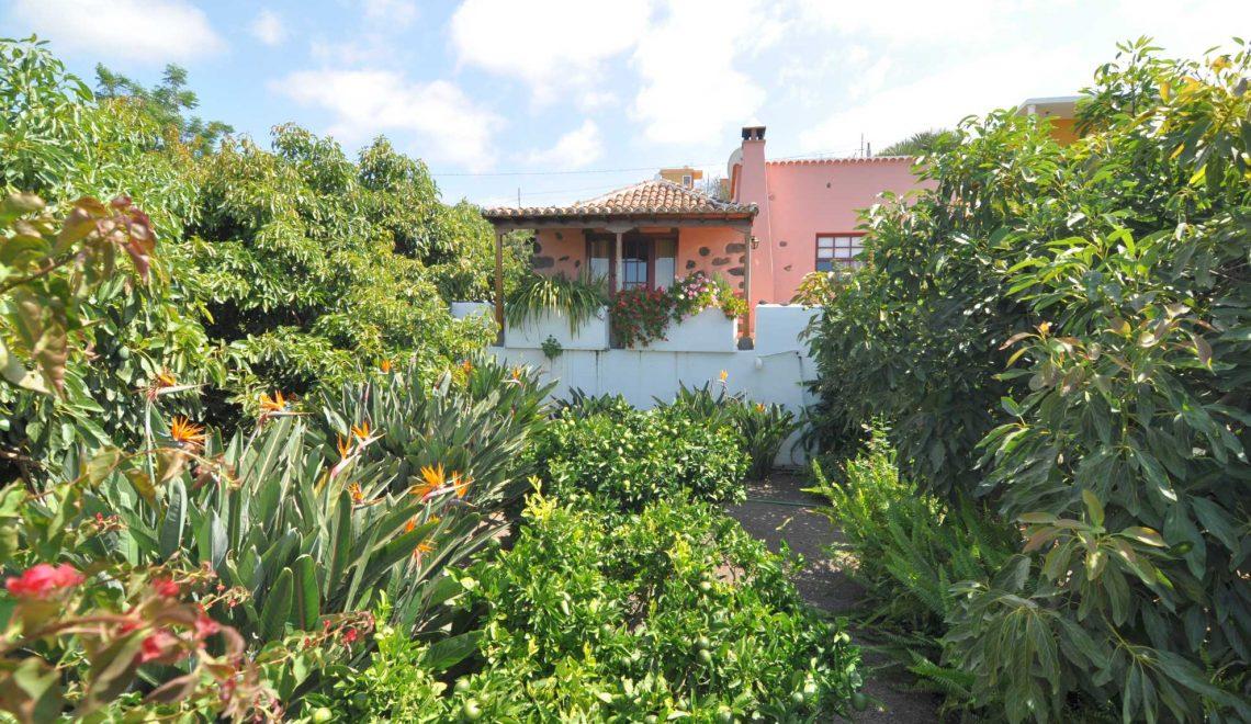 Casa El Jardin zwischen Los Llanos und El Paso - La Palma ...