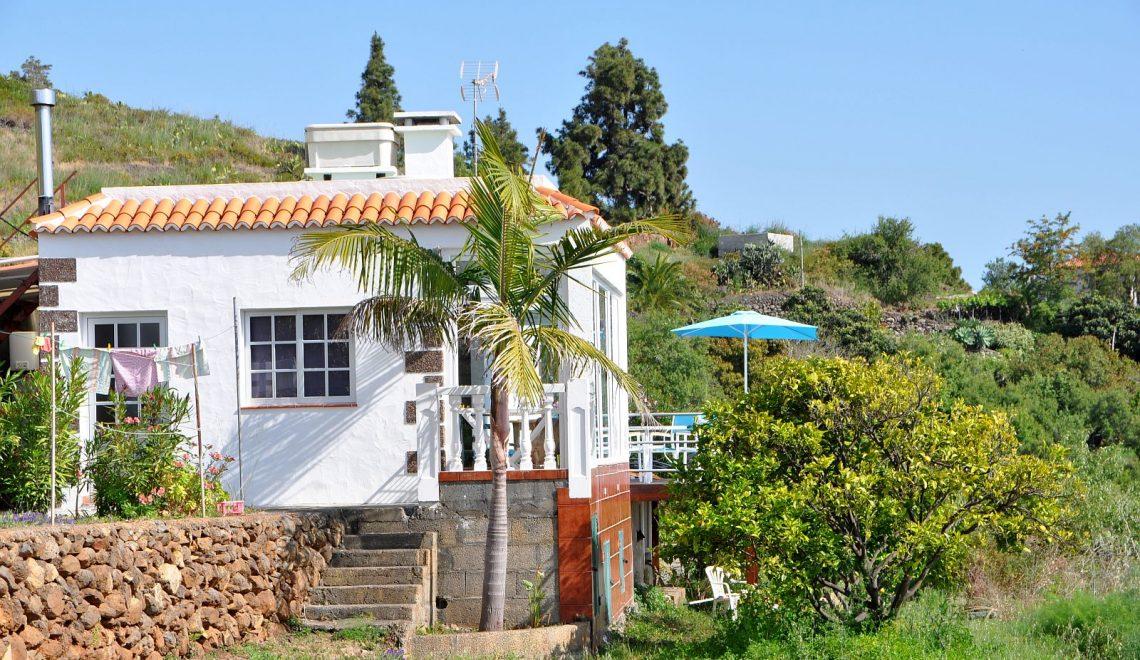 la palma reise - casa naranja