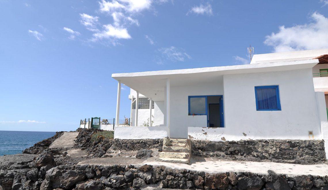 la palma reise - casita azul